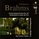 آلبوم کلارینت (قره نی) brahms clarinet flac