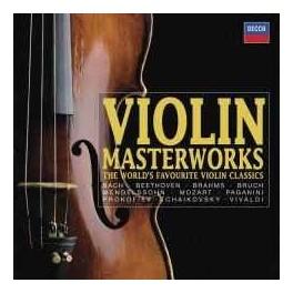 بزرگترين مجموعه صوتي شاهكار ويولن كلاسيك منتخب جهان ( 35 سي دي ) Violin Masterworks