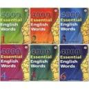 مجموعه 4000 لغت ضروري بطور كامل همراه با كتاب ليست لغات 4000 Essential English Words همراه با ترجمه فارسي به صورت چاپ شده